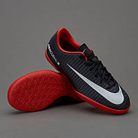 Бутсы футбольные для игры в зале дет. Nike Jr MercurialX Victory VI IC (арт. 831947-002), фото 1
