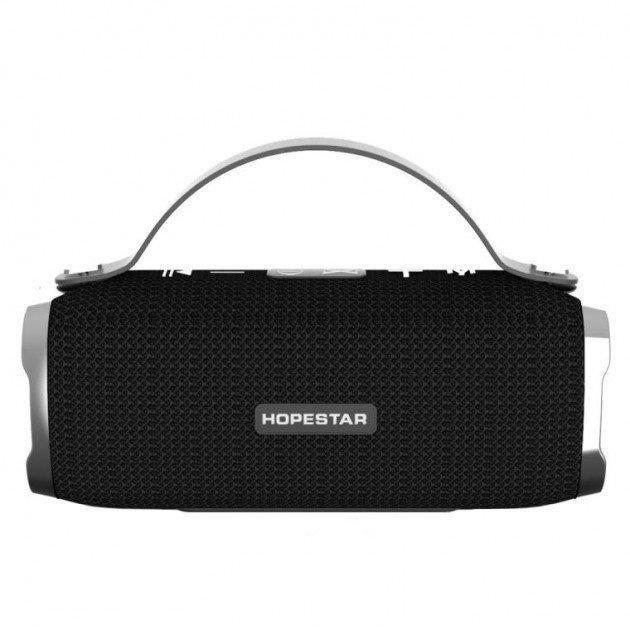 Беспроводная блютуз колонка Hopestar H40 портативная акустика bluetooth