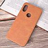 Чехол-книжка MOFI Vintage Series для Xiaomi Redmi Note 6 Pro brown, фото 2