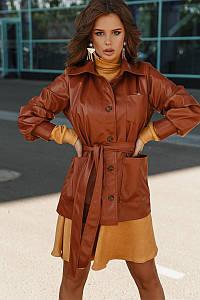 Куртка Lilove 722 44-46 терракотовый