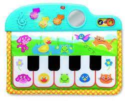 Музыкальная игрушка на кроватку Пианино, фото 2