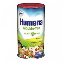 Чай растворимый Humana фруктовый  200гр с 8 мес
