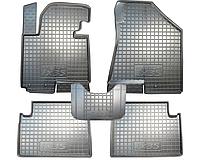 Полиуретановые коврики для Hyundai ix35 2010-2015 (AVTO-GUMM)