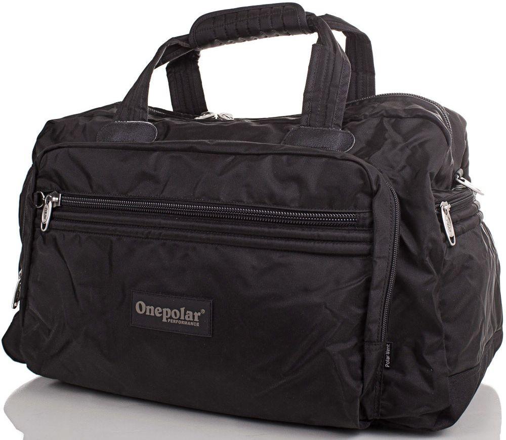 Дорожная сумка Onepolar WA807-black 50 л