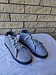 Кроссовки, мокасины унисекс зимние, на широкую ногу большие размеры на меху ACTIVE, фото 4