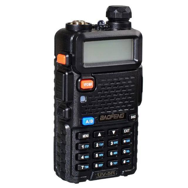 Рация, радиостанция BAOFENG UV-5R UP 8 Вт.