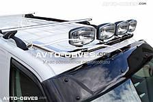 Держатель для фар люстра на крышу микроавтобуса Пежо Партнер Рифтер 2019 - ...