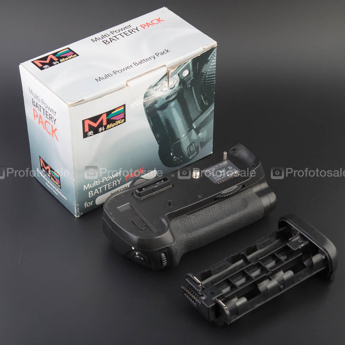 Бустер Meike MK-D800 для Nikon D800