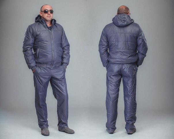 Мужская теплая одежда