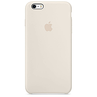 Чехол qCase Apple Silicone Case для iPhone 6/6s Antique White