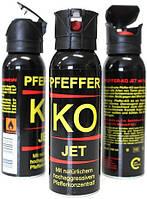 Баллончик газовый PFEFFER-KO JET Струйный (100мл.) фирма Mil-Тec 16224100
