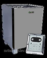 Печь для сауны EcoFlame SAM D12 12 кВт + пульт CON6, фото 1