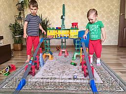 "БУ железная дорога Thomas and Friends ""Супер станция"", Fisher Price США"