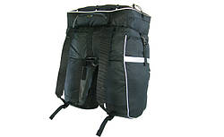 Велорюкзак Travelbike 50(black)