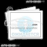 Зимняя накладка на решетку матовая Форд Фокус 2008-2011