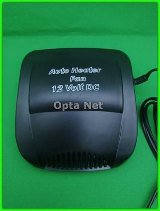 Автомобильный обогреватель-вентилятор Aeroterma si Ventilator, 150W