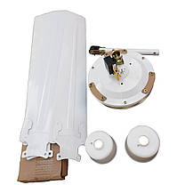 Потолочный вентилятор Турбовент VP 140, фото 3