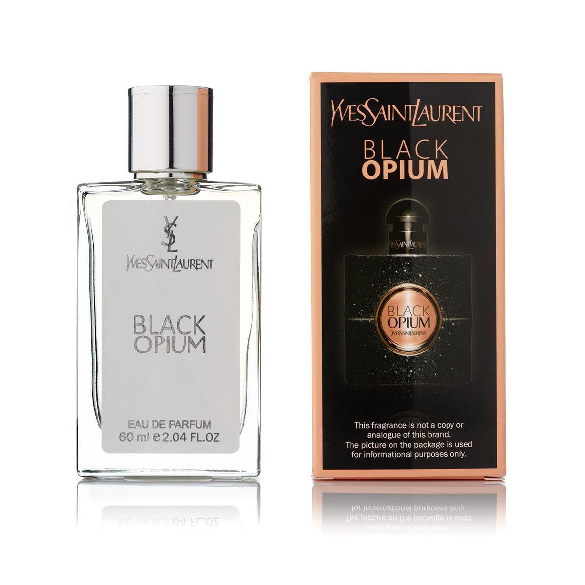 Парфюм  для женщин Yves Saint Laurent Black Opium 60 мл