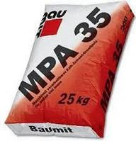 Штукатурка Бауміт МПА 35, 25 кг. (Baumit MPA 35)