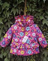 Детская куртка в  принт, фото 1