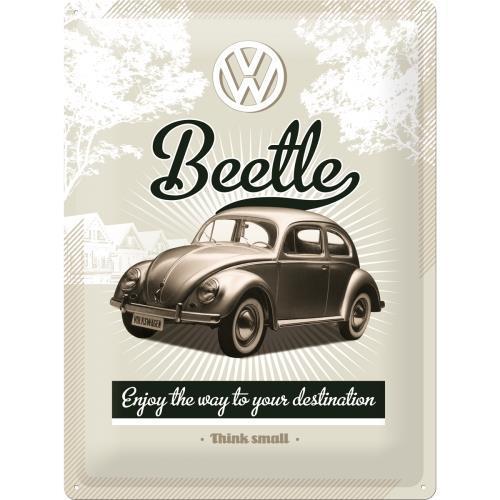 Табличка Nostalgic-Art VW Retro Beetle (23166)