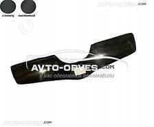 Зимняя накладка на решетку глянцевая Тойота Ярис 2006-2012