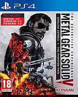 Metal Gear Solid V The Definitive Expirience (PS4, русские субтитры)