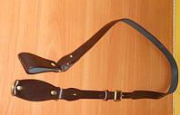 Портупеи офицерские через одно плечо кожаные, код : 502.