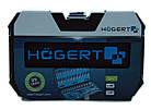"Набор инструментов, 46 шт., 1/4"" HOEGERT HT1R416, фото 5"
