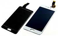 Дисплей для мобильного телефона Meizu M3s Mini / белый / с тачскрином