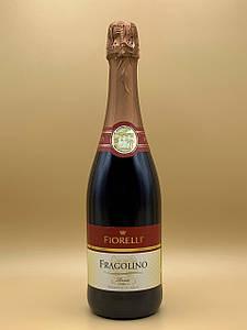Шампанское Fragolino Fiorelli Rosso 0.75L Фраголино Фиорелли Красное 0.75л