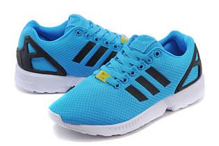 Кроссовки женские Adidas ZX Flux / ADW-285 (Реплика)