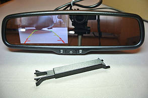 """Салонное зеркало заднего вида с 4,3"""" монитором и автозатемнением RVG-043LAD"""