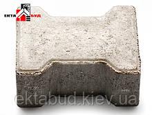 Двойное Т 8 без фаски (20х16) Серый / Подвійне Т 8 без фаски (20х16) Сірий