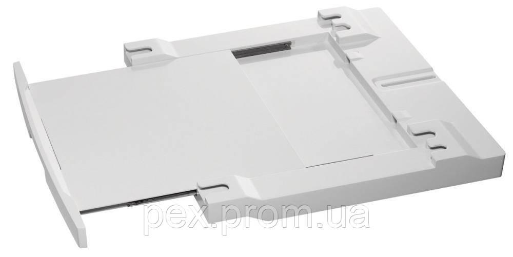 Комплект для вертикальной установки стиральной машины и сушильного барабана с выдвижной полкой Electrolux 902979793