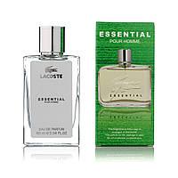 Мужской парфюм Lacoste Essential (зелёная) - 60 мл