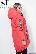 Куртка женская батал, фото 3