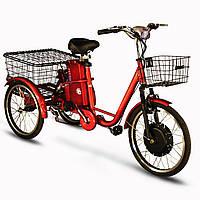 3-CYCL (350W-36V) красный