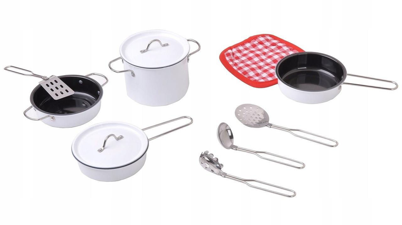 Набір посуди Ecotoys 891103-W