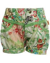 Детские шорты для девочки Pezzo D'oro Италия M52021 Мультиколор
