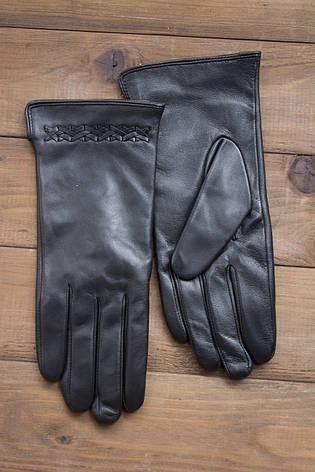 Женские кожаные сенсорные перчатки 1-942s2, фото 2