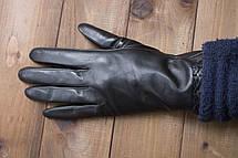 Женские кожаные сенсорные перчатки 1-942s2, фото 3