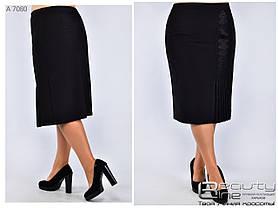 Женская юбка в большом размере р. 52.54.56.58.60.62