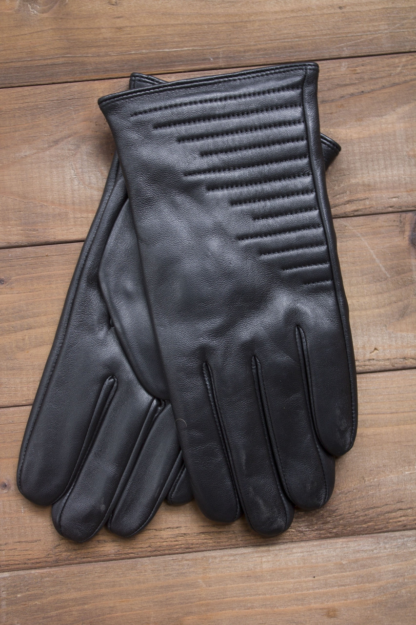 Мужские кожаные перчатки 1-935s1