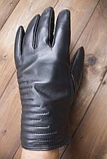Мужские кожаные перчатки 1-935s1, фото 2