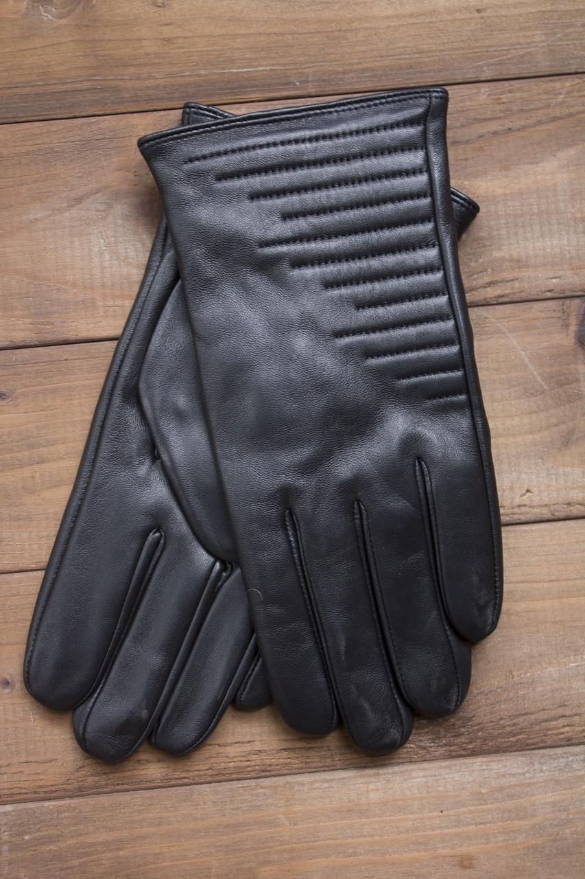 Мужские кожаные перчатки  935s3