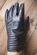 Мужские кожаные перчатки  935s3, фото 2