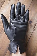 Мужские кожаные перчатки  935s3, фото 3