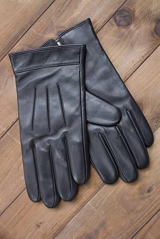 Мужские кожаные перчатки 934s1, фото 2