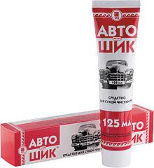 Автошик Арго средство для сухой чистки рук (эффективно удаляет загрязнения в виде масел, смазочных материалов)